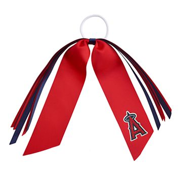 Los Angeles Angels of Anaheim Ribbon Ponytail Streamer