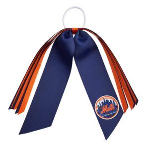 New York Mets Ribbon Ponytail Streamer