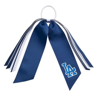 Los Angeles Dodgers Ribbon Ponytail Streamer