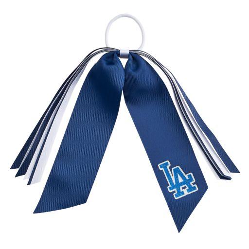 Los Angeles Dodgers Ribbon Ponytail Streamer