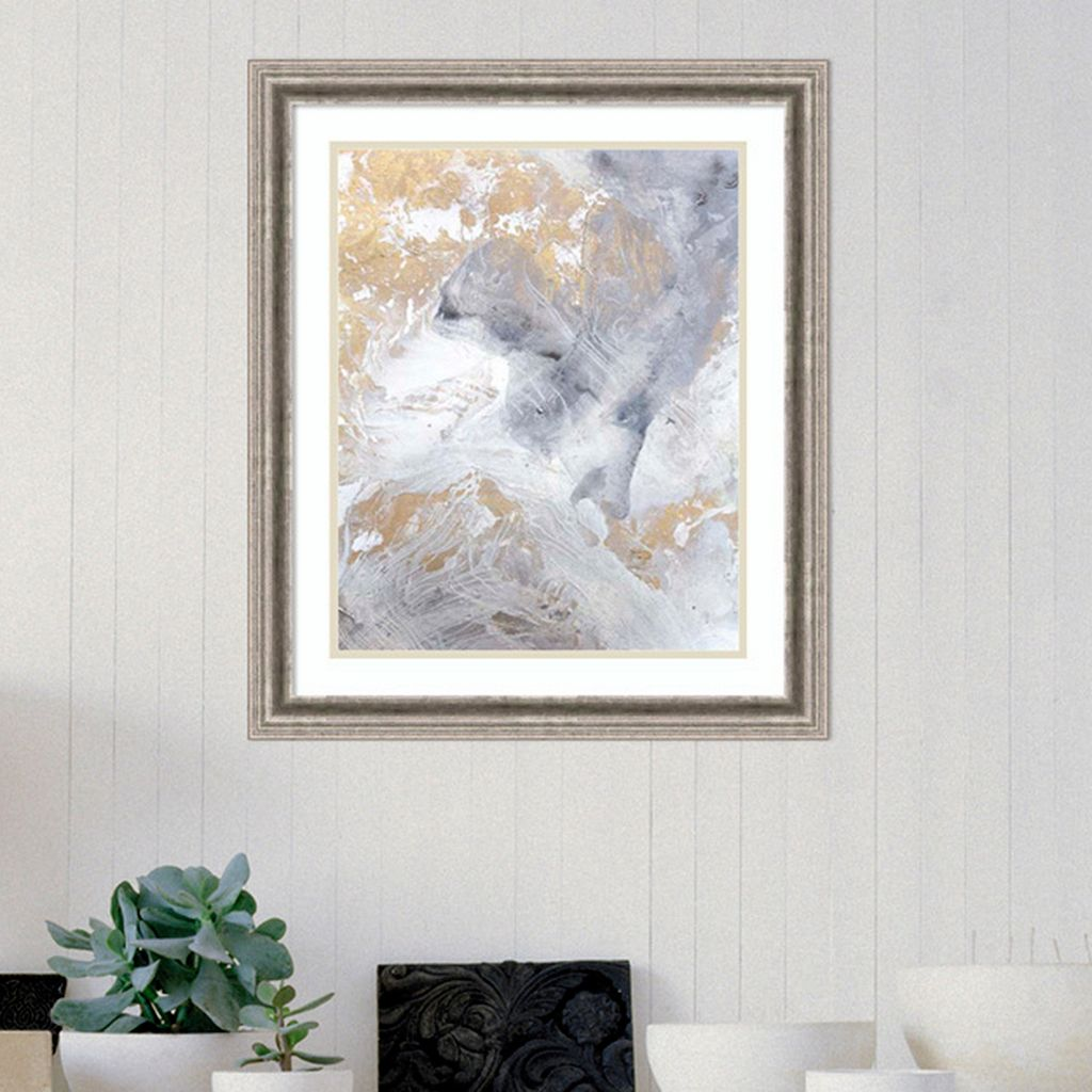 Amanti Art Gold Fusion II Framed wall Art