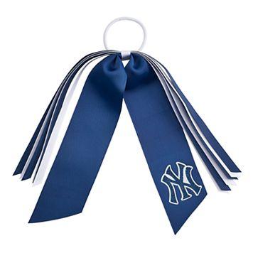 New York Yankees Ribbon Ponytail Streamer