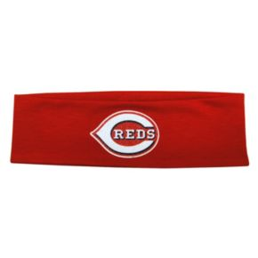Girls 7-16 Cincinnati Reds Glitter Logo Headband
