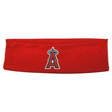 Girls 7-16 Los Angeles Angels of Anaheim Glitter Logo Headband
