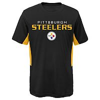 Boys 8-20 Pittsburgh Steelers Mainframe Performance Tee