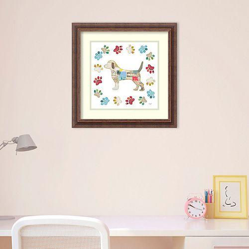 Amanti Art Good Dog IV Framed Wall Art
