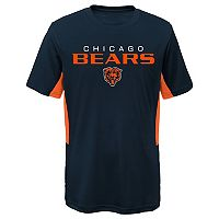 Boys 8-20 Chicago Bears Mainframe Performance Tee