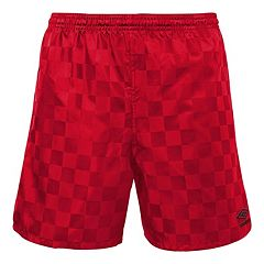 Men's Umbro Checkerboard Shorts