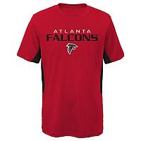 Boys 8-20 Atlanta Falcons Mainframe Performance Tee