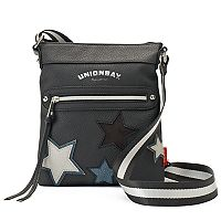 Unionbay Star Applique Crossbody Bag