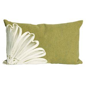 Trans Ocean Imports Liora Manne Antique Medallion Indoor Outdoor Throw Pillow\n