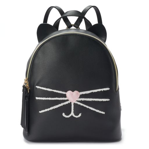 T-Shirt & Jeans Cat Whiskers Backpack