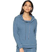 Women's Jezebel Pajamas: Lucy Cowlneck Sweatshirt