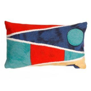 Trans Ocean Imports Liora Manne Flags Indoor Outdoor Throw Pillow