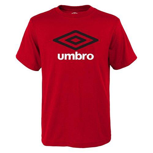 Men's Umbro Logo Tee