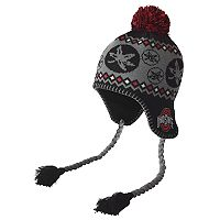 Adult Ohio State Buckeyes Be Bold Squall Knit Hat