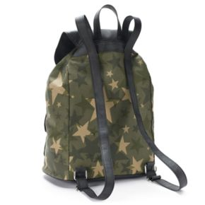 Candie's® Cammi Stars Drawstring Backpack
