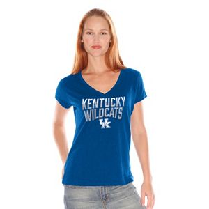 Women's Kentucky Wildcats Fair Catch Tee
