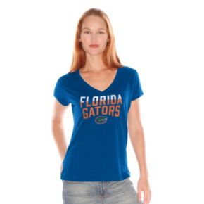 Women's Florida Gators Fair Catch Tee