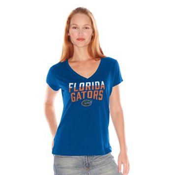 Women's Florida Gators Fair Catch Tee