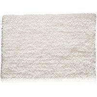 Natco Alpaca Solid Shag Rug