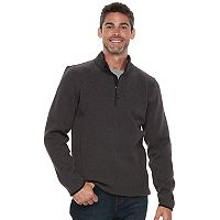 Men's ZeroXposur Fleece Quarter-Zip Pullover