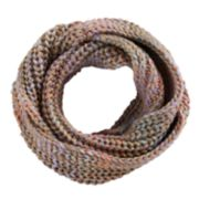 Girls 4-16 SO® Space-Dye Glitter Infinity Scarf