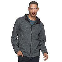 Men's Apt. 9® Reversible Water-Resistant Hooded Jacket