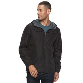 Men's Apt. 9® Reversible Water-Resistant Hooded Jacket