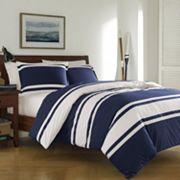 Poppy & Fritz Rylan Rugby Stripe Comforter Set