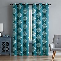 VCNY 2-pack Aria Curtain