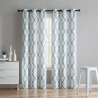 VCNY 2-pack Caldwell Curtain