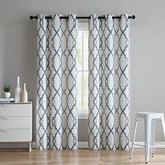 VCNY 2 Pack Caldwell Window Curtains