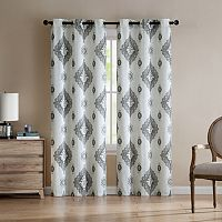 VCNY 2-pack Nola Printed Curtain