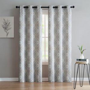 VCNY Home 2-pack Winstead Printed Curtain