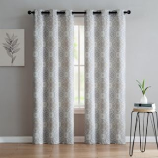 VCNY 2-pack Winstead Printed Curtain