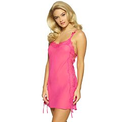 Women's Jezebel Laura Lace-Up Side Chemise