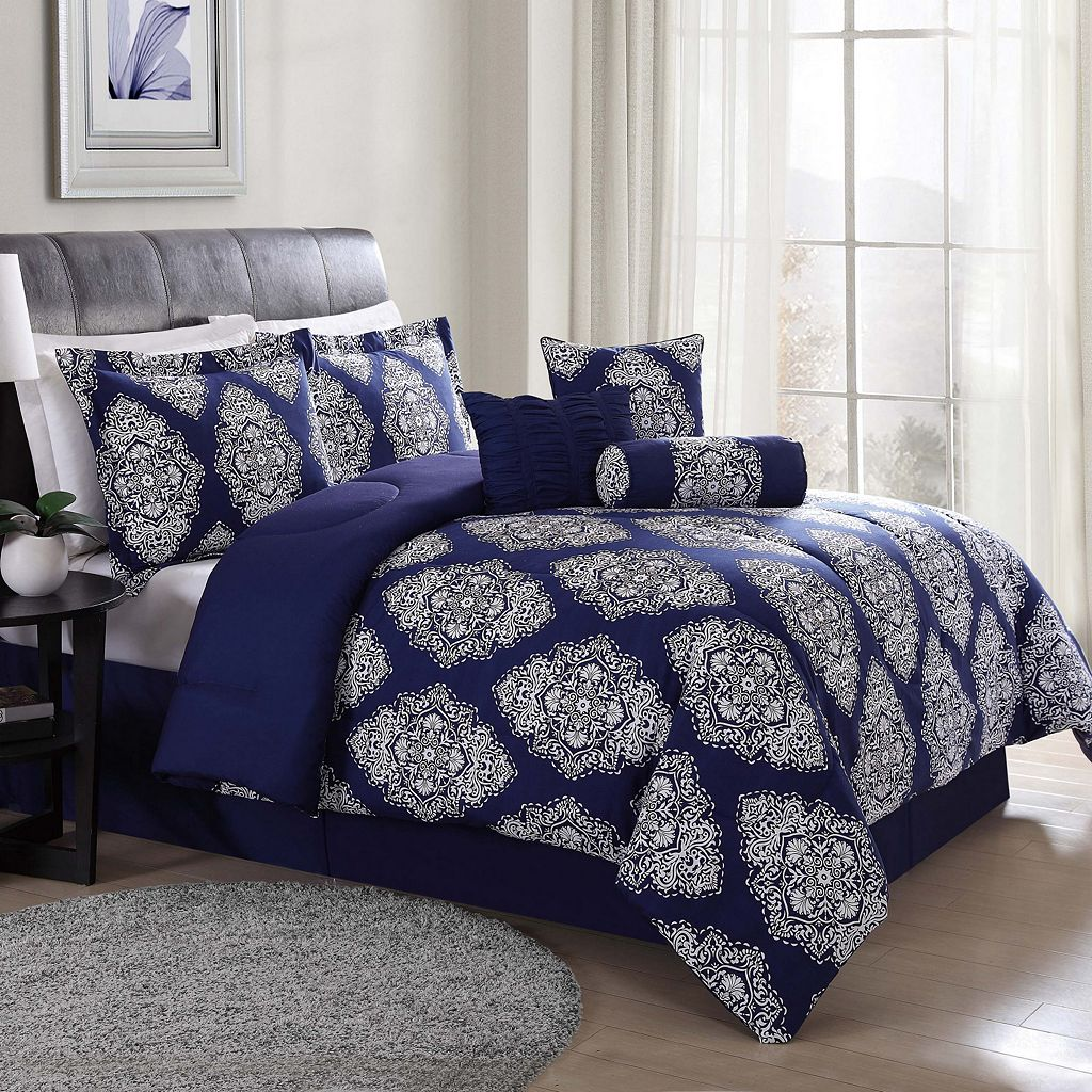 Barba 7-piece Comforter Set