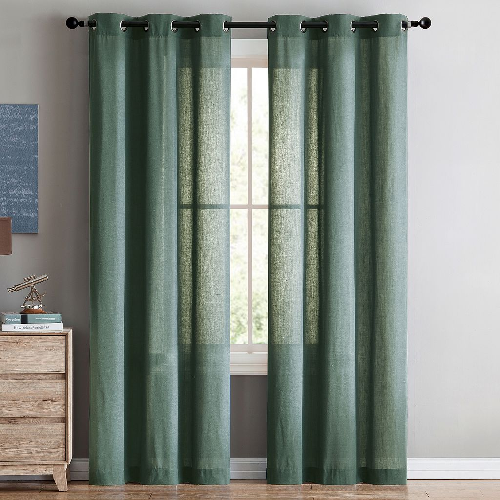 VCNY 2-pack Jeanette Window Curtain