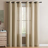 VCNY 2-pack Jeanette Curtain