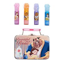 Disney's Beauty and the Beast Girls 4-pk. Belle Lip Gloss with Tin