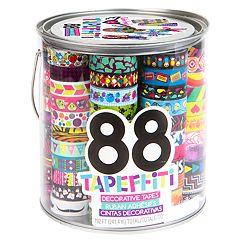 Fashion Angels 88-Roll Tapeffiti Craft Tape Bucket