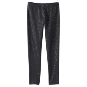 Girls 7-16 & Plus Size SO® Allover Glitter Leggings