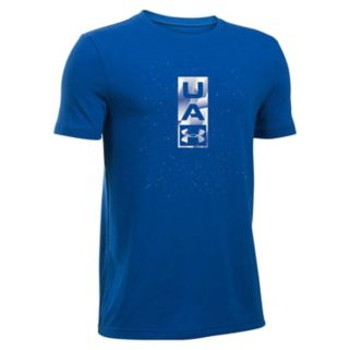Boys 8-20 Under Armour Flying Objects Tee