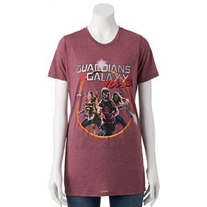 Juniors' Marvel Guardians of the Galaxy Vol. 2 Graphic Tee
