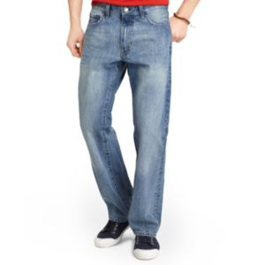Men's IZOD Relaxed-Fit Jeans