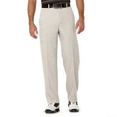 Big & Tall Grand Slam Performance Easy-Care Flat-Front Golf Pants