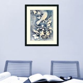Amanti Art Hedgerow II Framed Wall Art