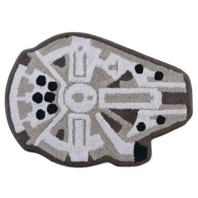 Star Wars Millennium Falcon Bath Rug