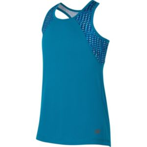 Girls 7-16 New Balance Fashion Performance Racerback Tank Top